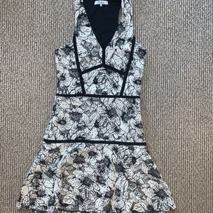 Parker NY Yonkers floral dress— worn once!